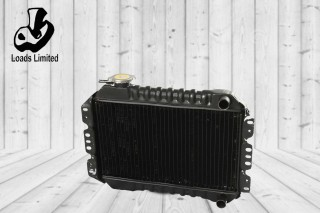 RADIATOR ASSY.  Size:9.4 X 16.5 (2 ROW)  OEM: PSMCL  Loads Code = 3301-150  VEHICLE: PICK UP