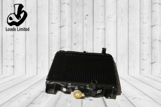 RADIATOR ASSY.  Size:12.7 x 13.6 (2 ROW)  OEM: PSMCL  Loads Code = 3301-150  VEHICLE: NEW CULTUS